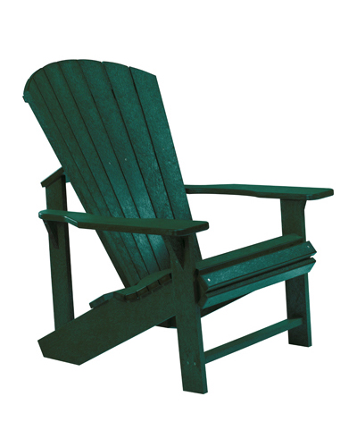 Green Adirondack CR Plastic Products
