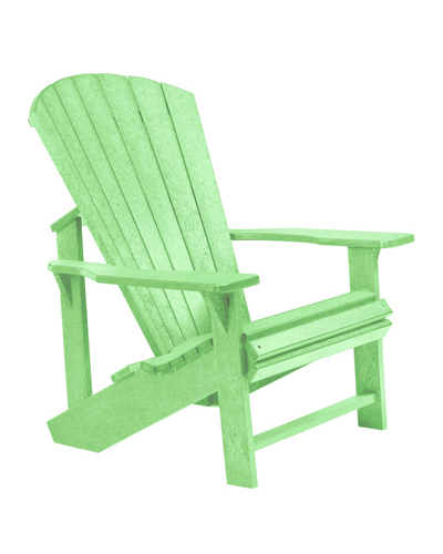 Lime Green Adirondack CR Plastic Products