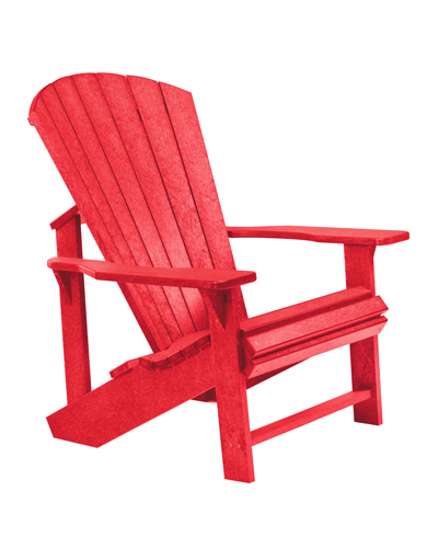 Red Adirondack CR Plastic Products