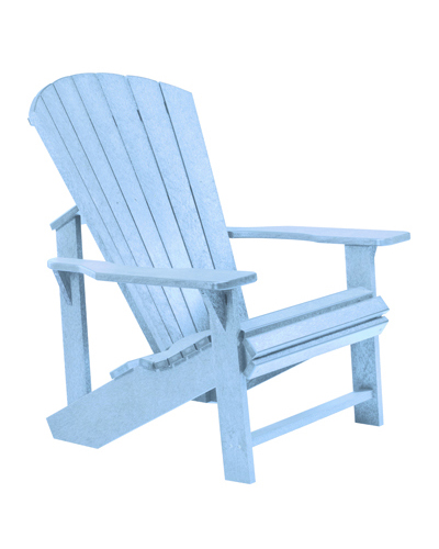 Sky Blue Adirondack CR Plastic Products